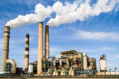 Så mycket koldioxid släpper Sverige ut per år